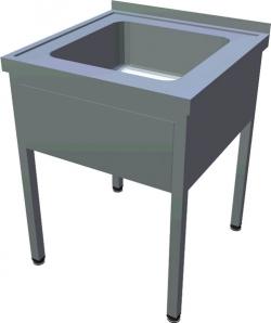 Ванна мийна штампована T-ADL-1